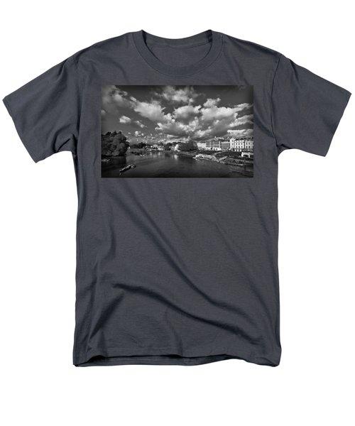 Richmond Riverside Men's T-Shirt  (Regular Fit) by Maj Seda