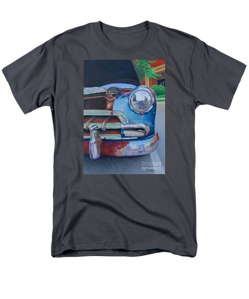 Road Warrior Men's T-Shirt  (Regular Fit) by Pamela Clements
