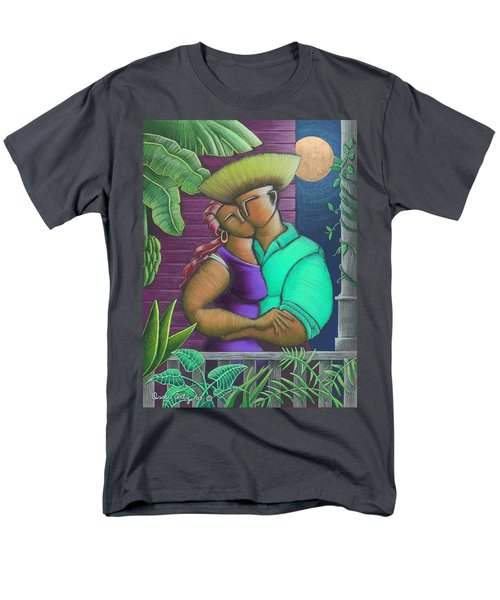 Romance Jibaro Men's T-Shirt  (Regular Fit) by Oscar Ortiz