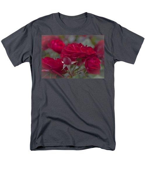 Roses And Roses Men's T-Shirt  (Regular Fit) by Maj Seda