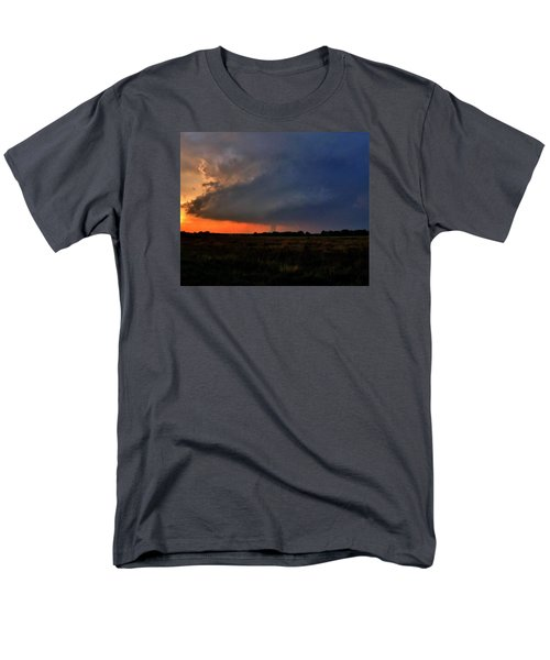 Rozel Tornado Men's T-Shirt  (Regular Fit) by Ed Sweeney