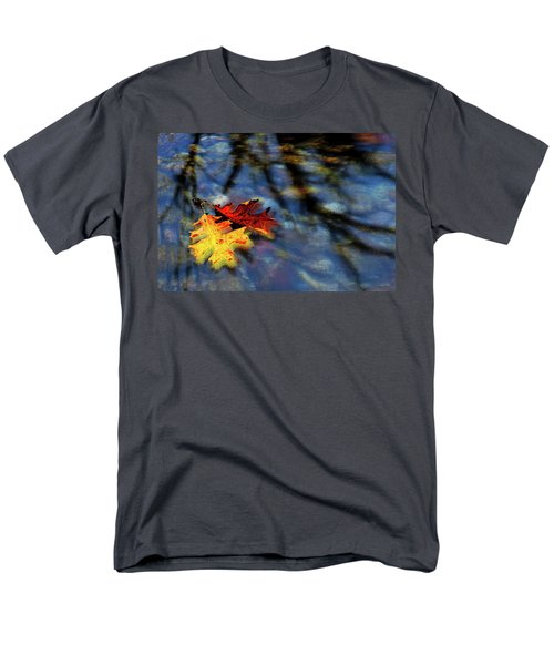 Safe Passage Men's T-Shirt  (Regular Fit) by Chuck Mountain