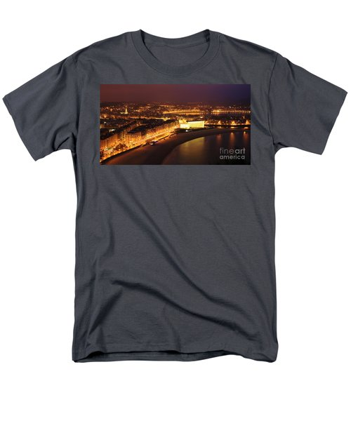 Men's T-Shirt  (Regular Fit) featuring the photograph San Sebastian 25 by Mariusz Czajkowski