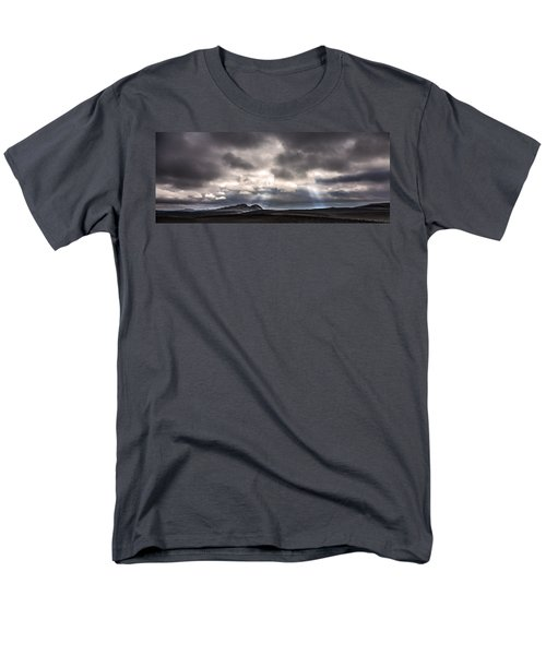 Men's T-Shirt  (Regular Fit) featuring the photograph Sands Of Time by Gunnar Orn Arnason