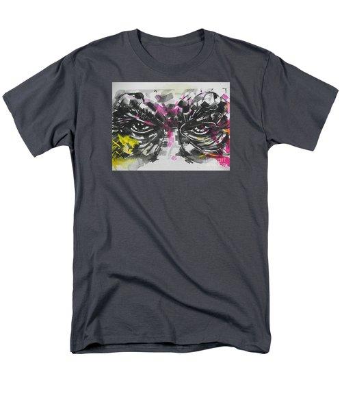 Say No To Bullies   Men's T-Shirt  (Regular Fit) by Chrisann Ellis