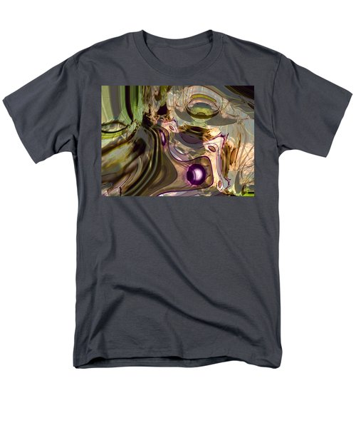 Men's T-Shirt  (Regular Fit) featuring the digital art Sci-fi Fury by Richard Thomas