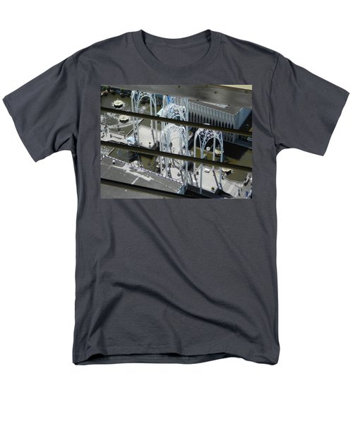 Science From The Top Men's T-Shirt  (Regular Fit) by David Trotter
