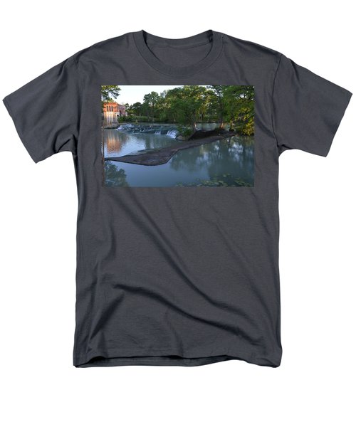 Seguin Tx 01 Men's T-Shirt  (Regular Fit) by Shawn Marlow