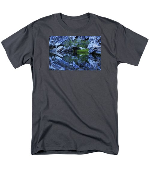 Men's T-Shirt  (Regular Fit) featuring the photograph Sekani Wild by Sean Sarsfield