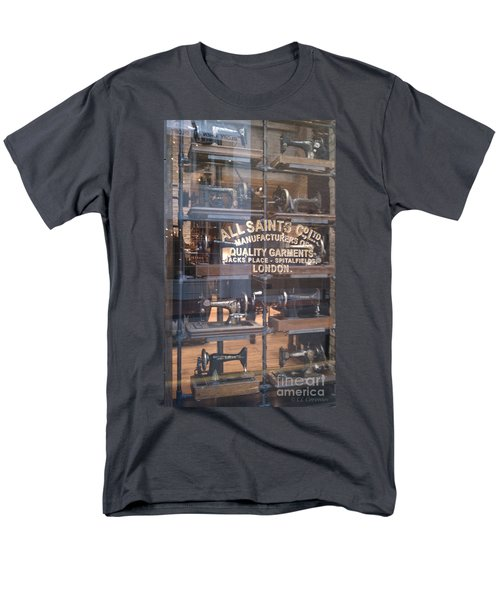 Men's T-Shirt  (Regular Fit) featuring the photograph Sew What by Carol Lynn Coronios