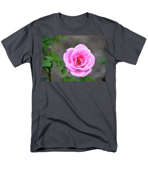 Shades Of Pink Men's T-Shirt  (Regular Fit) by Deena Stoddard