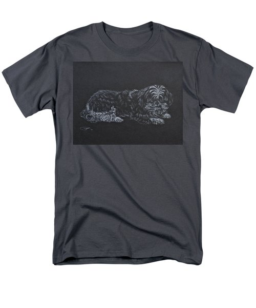 Shadow Men's T-Shirt  (Regular Fit) by Michele Myers
