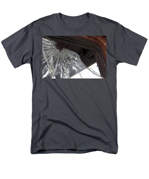 Shattered Men's T-Shirt  (Regular Fit) by Lynn Sprowl