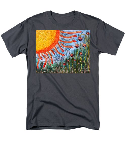 Shine On Me.. Men's T-Shirt  (Regular Fit) by Jolanta Anna Karolska