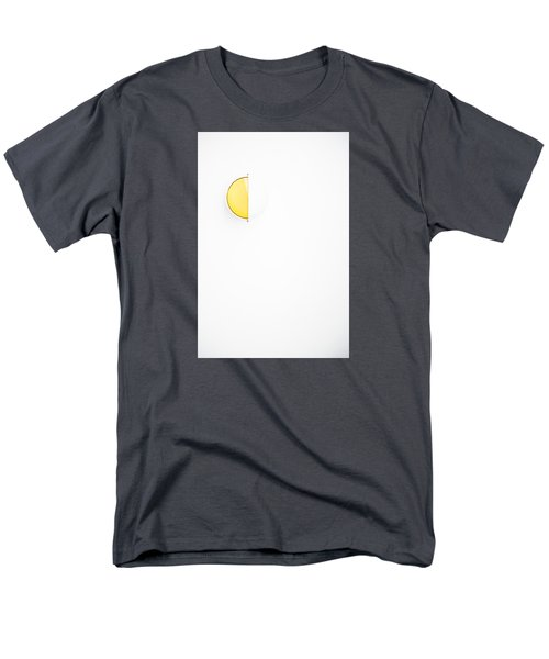 Men's T-Shirt  (Regular Fit) featuring the photograph Ship Light by Darryl Dalton