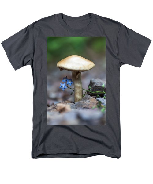 Shy Men's T-Shirt  (Regular Fit)