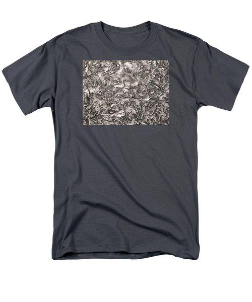 Silver Streak Men's T-Shirt  (Regular Fit) by Alan Casadei