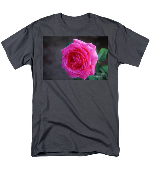 Simply A Rose Men's T-Shirt  (Regular Fit) by Angela J Wright