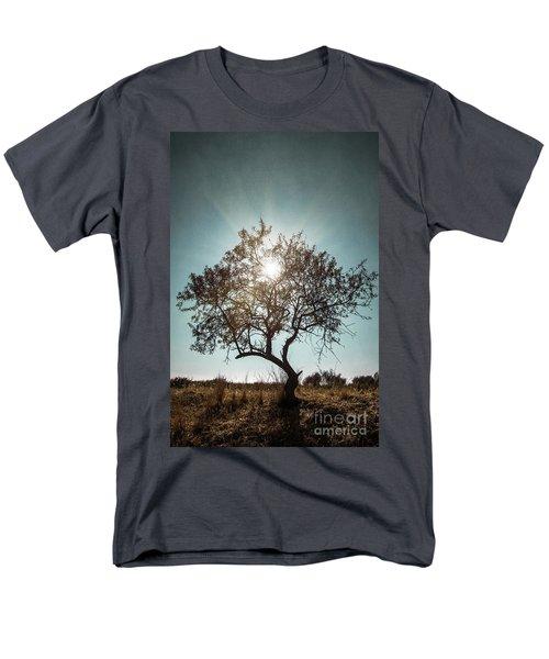 Single Tree Men's T-Shirt  (Regular Fit) by Carlos Caetano