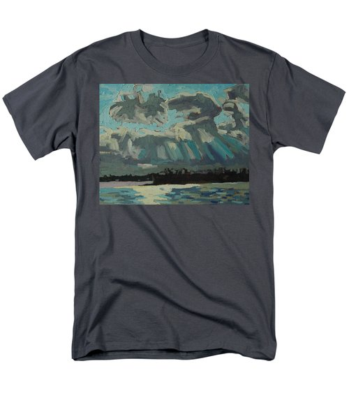 Singleton Cold Front Men's T-Shirt  (Regular Fit) by Phil Chadwick