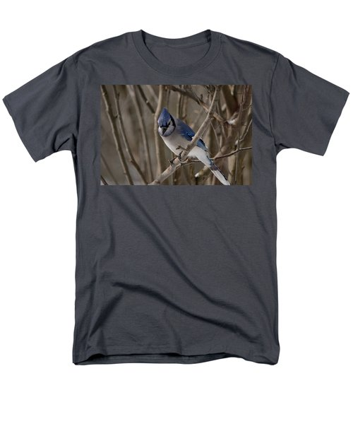 Men's T-Shirt  (Regular Fit) featuring the photograph Sitting Pretty by David Porteus