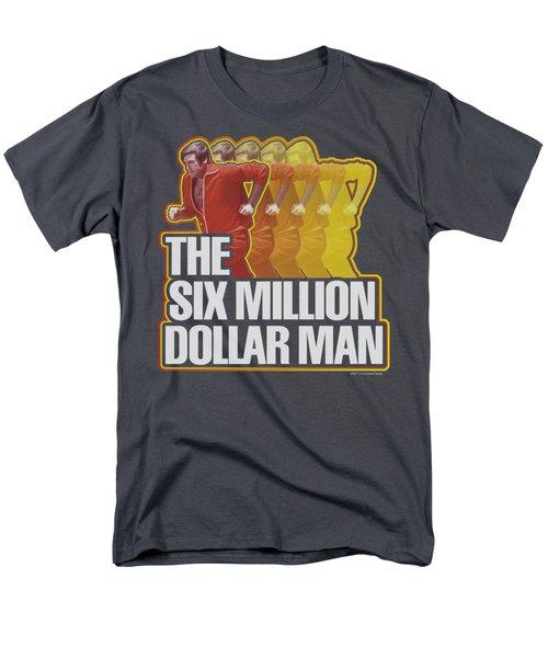 Smdm - Run Fast Men's T-Shirt  (Regular Fit) by Brand A