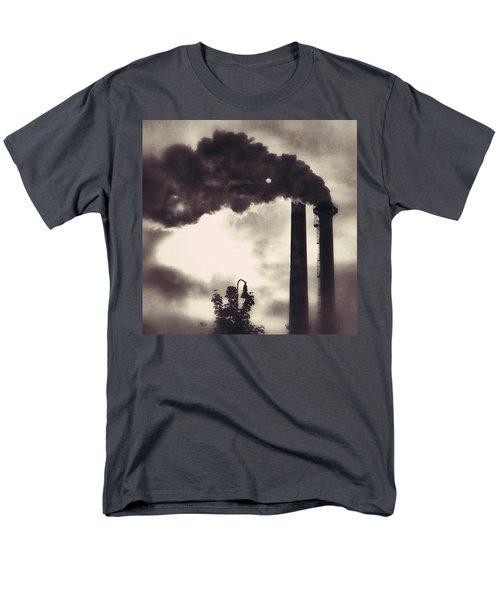 Smoke Stack Men's T-Shirt  (Regular Fit)