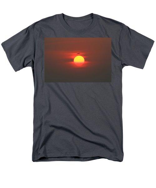 Soaring High Men's T-Shirt  (Regular Fit) by Roger Becker