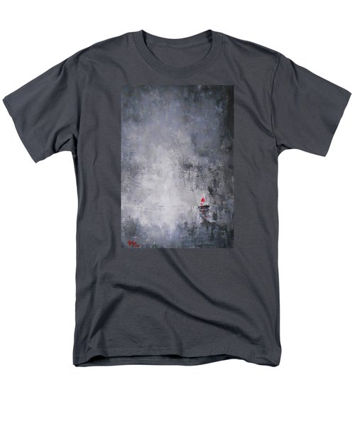 Solitude 2 Men's T-Shirt  (Regular Fit) by Jane  See