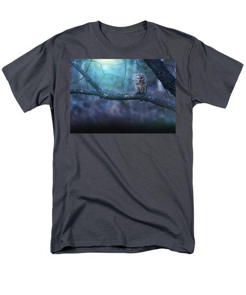Solitude - Landscape Men's T-Shirt  (Regular Fit) by Rob Blair