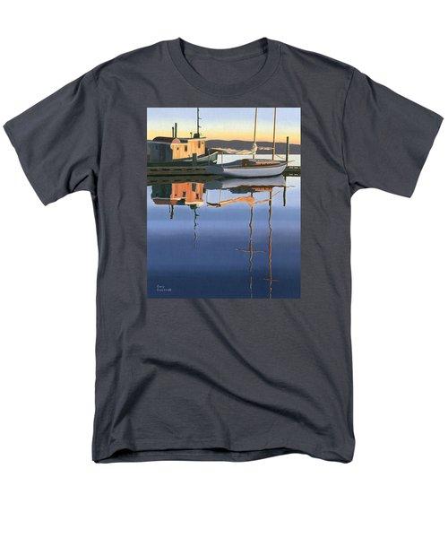 South Harbour Reflections Men's T-Shirt  (Regular Fit)