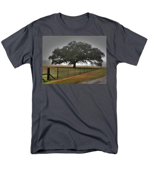 Spanish Oak I Men's T-Shirt  (Regular Fit) by Lanita Williams