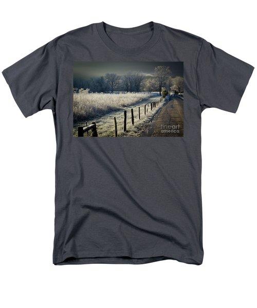 Sparks Lane December 2011 Men's T-Shirt  (Regular Fit)