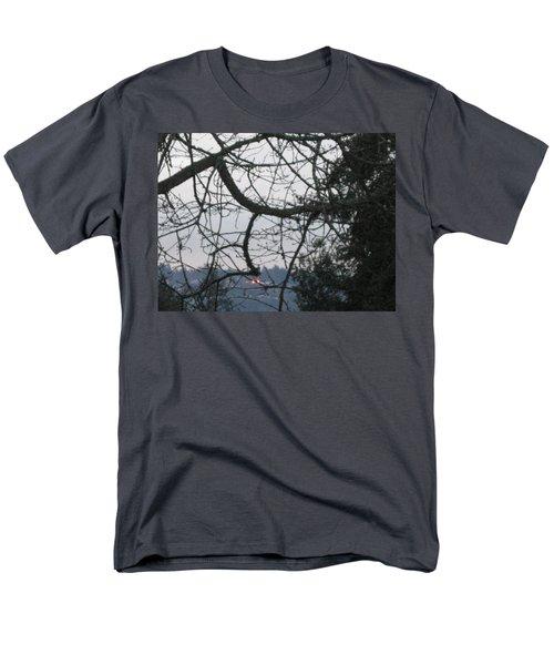 Spider Tree Men's T-Shirt  (Regular Fit) by David Trotter