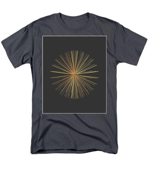 Men's T-Shirt  (Regular Fit) featuring the digital art Spikes... by Tim Fillingim
