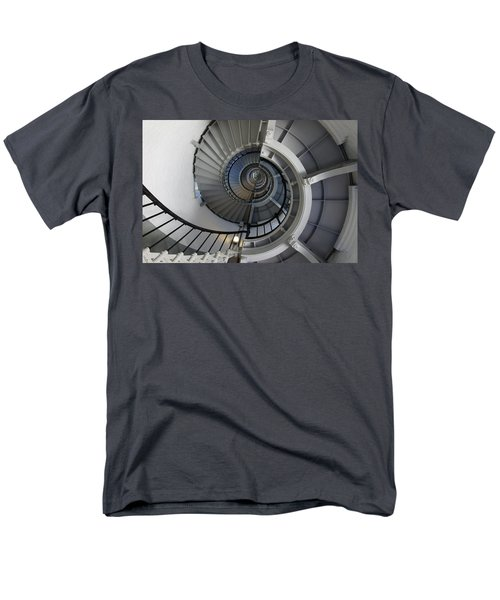 Men's T-Shirt  (Regular Fit) featuring the photograph Spiral by Laurie Perry