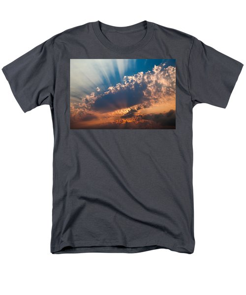Men's T-Shirt  (Regular Fit) featuring the photograph Spirit In The Sky by Jack Bell