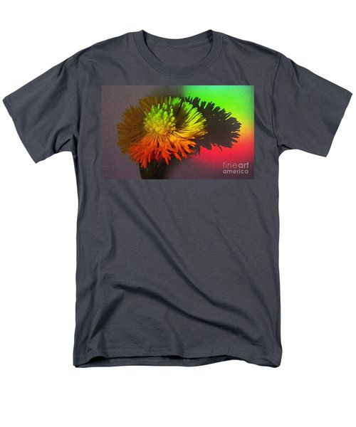 Spring Through A Rainbow Men's T-Shirt  (Regular Fit) by Martin Howard