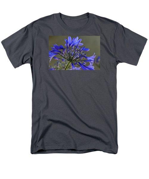 Spring Time Blues Men's T-Shirt  (Regular Fit) by Menachem Ganon
