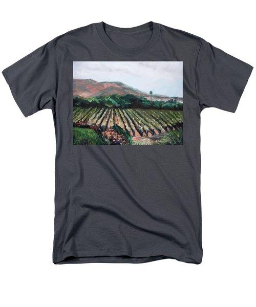 Stag's Leap Vineyard Men's T-Shirt  (Regular Fit)