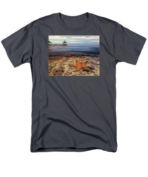 Starfish Drifting Men's T-Shirt  (Regular Fit)