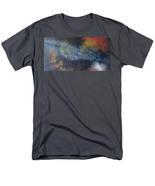 Stargasm Men's T-Shirt  (Regular Fit) by Sean Connolly