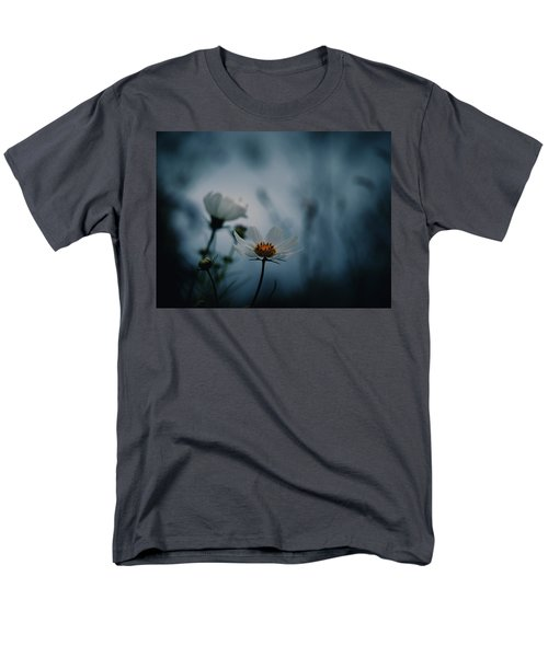 Men's T-Shirt  (Regular Fit) featuring the photograph Stay With Me A While by Rachel Mirror
