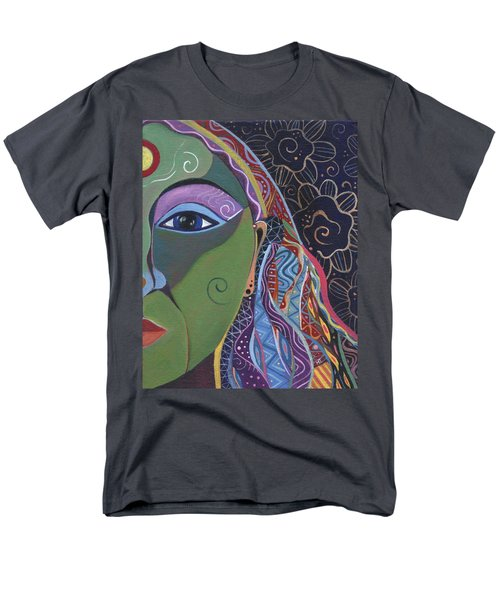 Still A Mystery 5 Men's T-Shirt  (Regular Fit) by Helena Tiainen