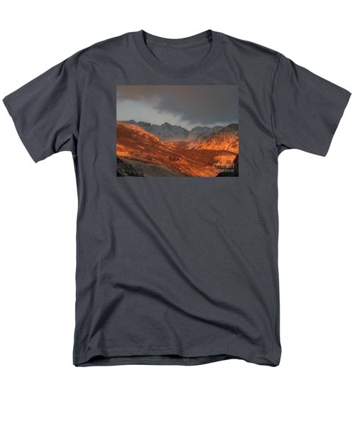Men's T-Shirt  (Regular Fit) featuring the photograph Stormy Monday by Fiona Kennard