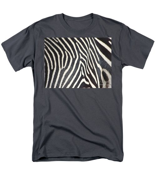 Stripes And Ripples Men's T-Shirt  (Regular Fit) by Kathy McClure