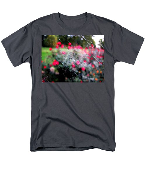 Men's T-Shirt  (Regular Fit) featuring the photograph Summer Snowflake by Greg Simmons