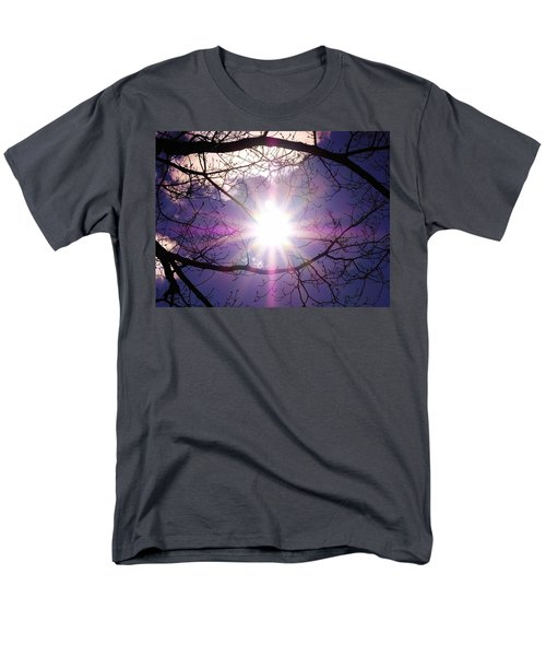 Men's T-Shirt  (Regular Fit) featuring the photograph Sunny Afternoon by Sherman Perry