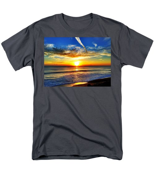 Sunrise Men's T-Shirt  (Regular Fit) by Carlos Avila