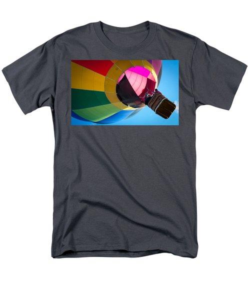 Sunrise Launch Men's T-Shirt  (Regular Fit)
